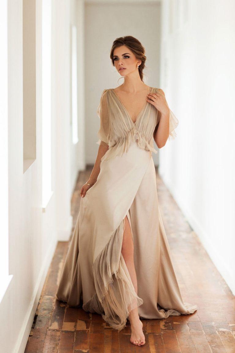 Fashion-Forward Wedding Gown Ideas - Nontraditional Weddings Gowns ...