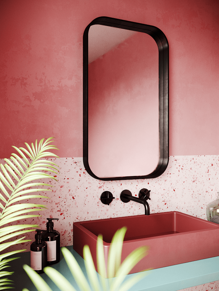 Photo of Pink Bathrooms Are Making a Comeback, Here's What You Should Know