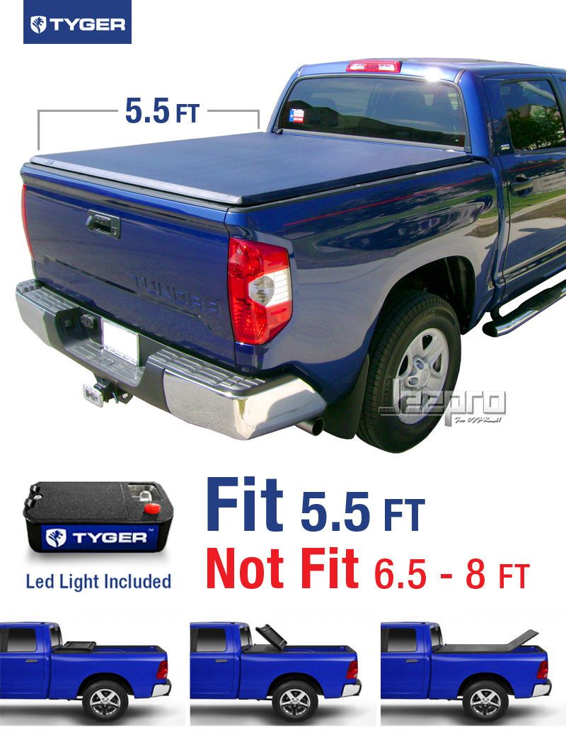 Awesome Awesome TYGER TriFold Tonneau Cover For 20142018