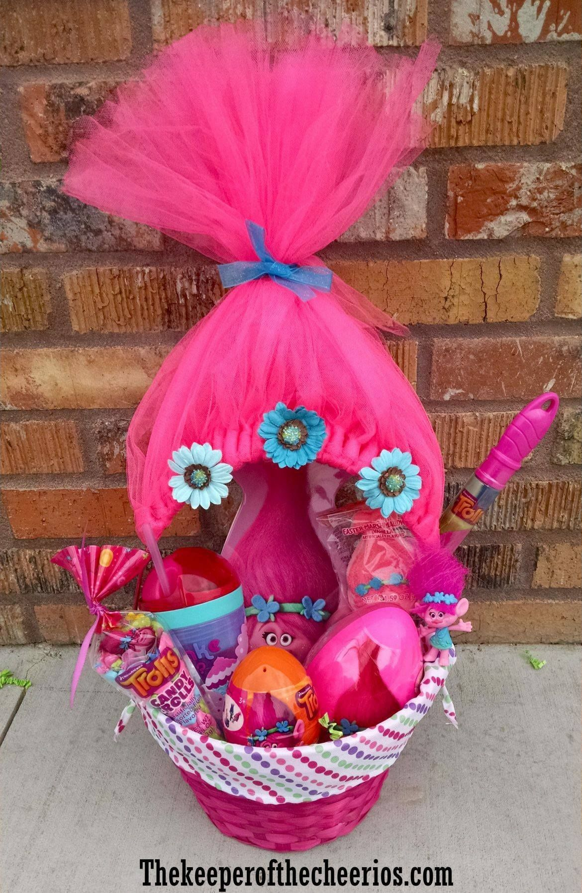 Trolls themed easter basketese are the best easter basket trolls themed easter basketese are the best easter basket ideas negle Images