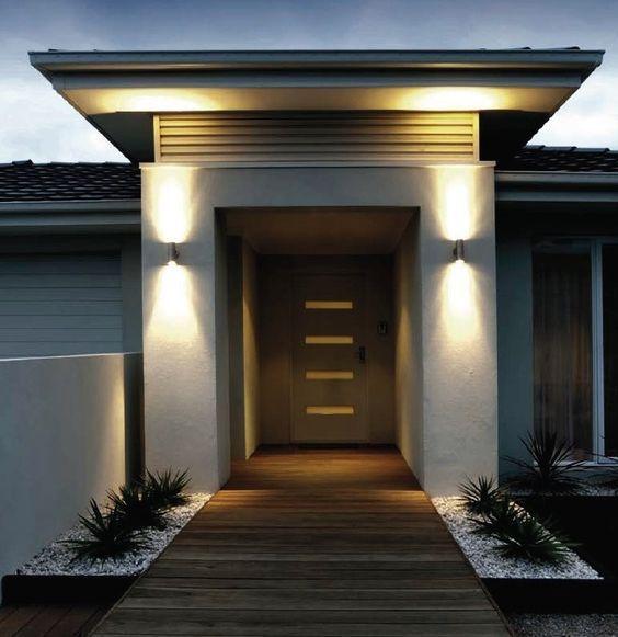 Pin di the best su ingresso for Ville design esterni