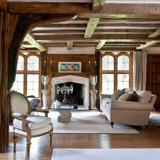 Eye For Design: Decorating Tudor Style | Medieval/Tudor Decor ...