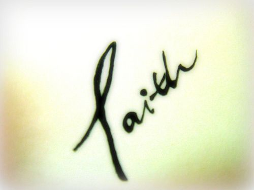 Get Another Tattoo Faith Tattoo Ambigram Tattoo Tattoos