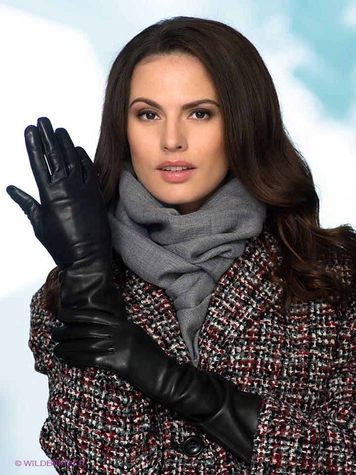 united states buy popular discount shop Ladies in Leather Gloves in 2019 | Leather gloves, Gloves ...