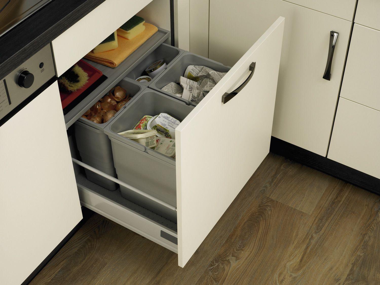 Kuchen Unterschrank Mit Mulleimer Home Kitchen Tall Trash Can