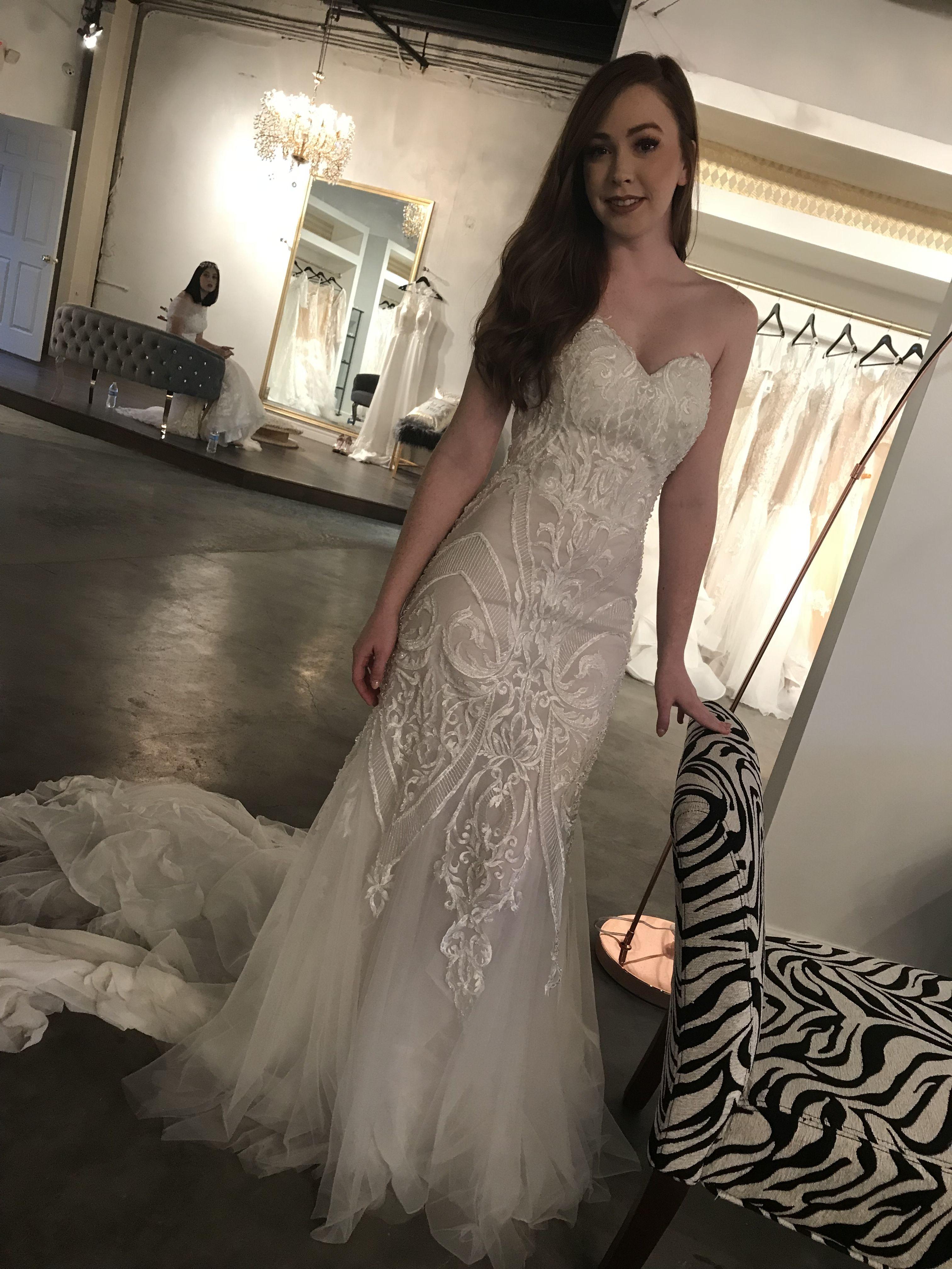 Best Selling Crystal Dress Soft Mermaid Style Wedding Dress