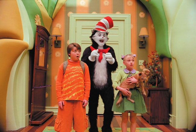Cat In The Hat Movie Photo Cat In The Hat Movie Photo Favorite Movies Costumes