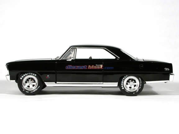 1966 Chevy Nova ~~~ Wow, I have never seen a Nova that looked like this one!  …