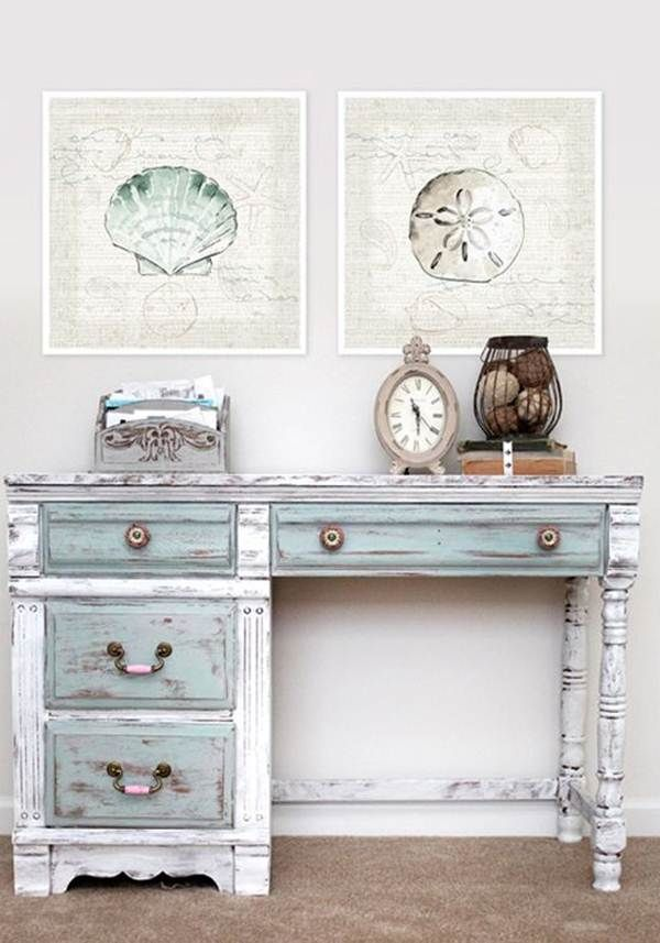 Pintura A La Tiza Ideas Para Decorar Con Chalk Paint