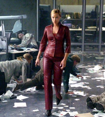 Kristanna Loken As The Model T X Terminator In Terminator 3 Rise
