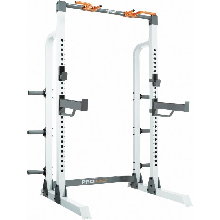 Learn More About Fitness Gear Pro Half Rack With Our Product Video