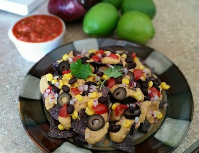 Healthy vegetarian tailgate recipes