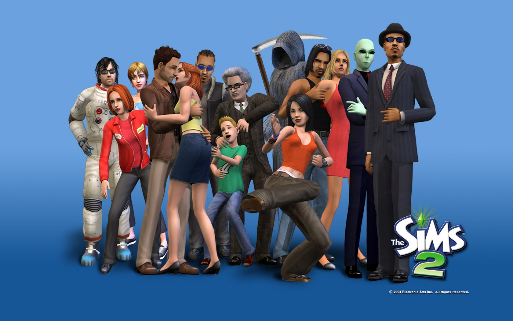 U0027The Sims 2 Ultimate Collectionu0027 Is Currently Free To Download On Origin