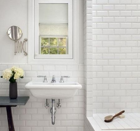 Bathroom Tiles With Unique Motifs With Grey White And Black Color