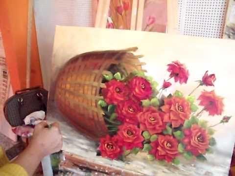 Vitrine20100805 Aula De Pintura Com Bia Moreira Youtube Aula