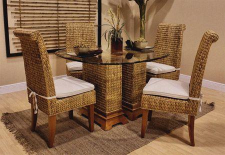 19++ Indoor wicker dining room sets Best Seller