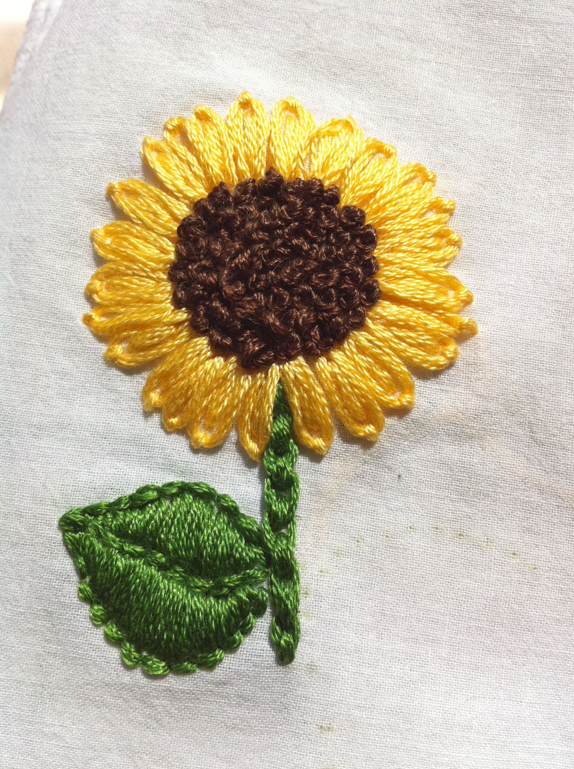 Find This Pin And More On Embroidery French Knot