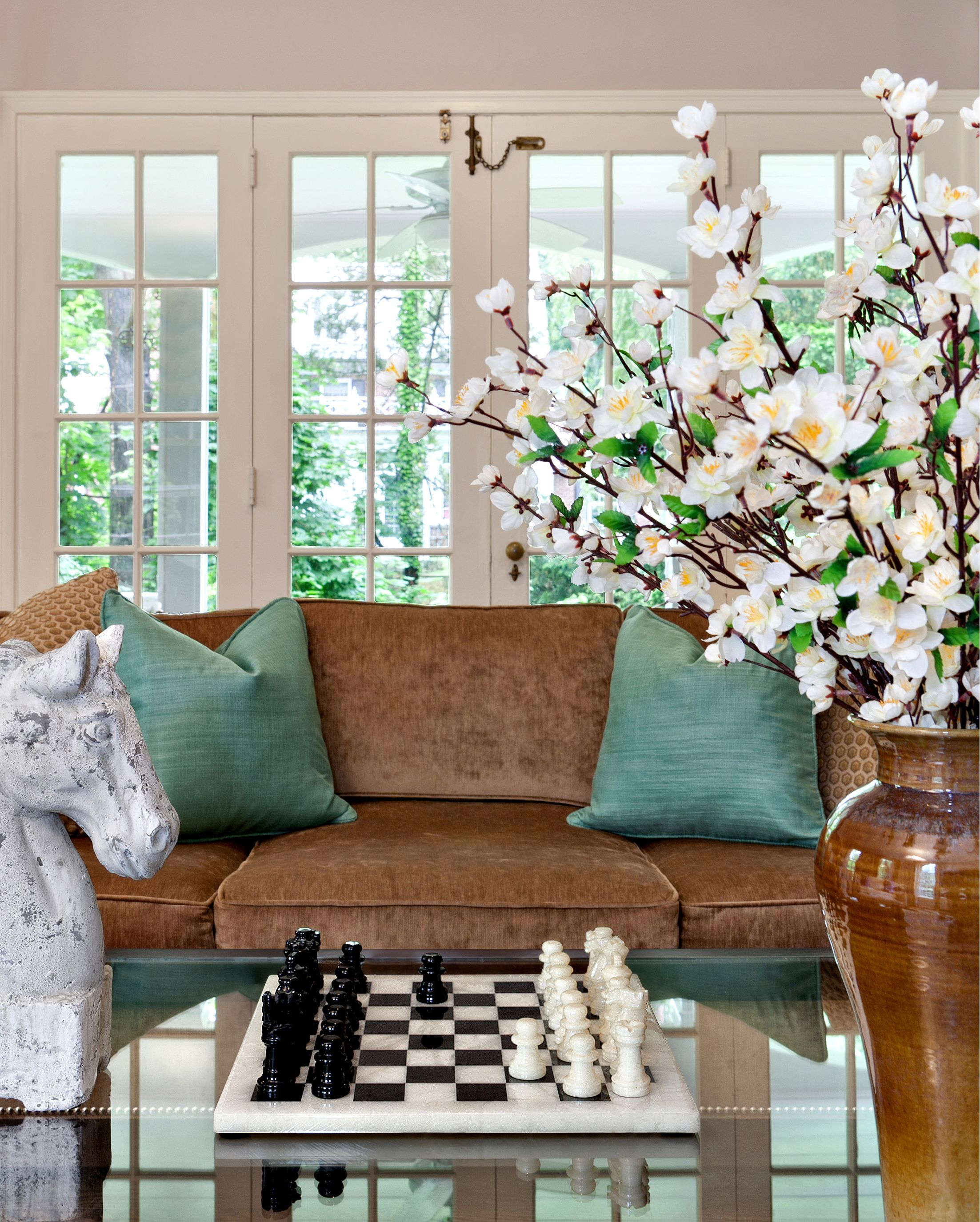 Donna Dotan Photography Inc. - Contemporary - Living room - Images by Clean Design Partners   Wayfair
