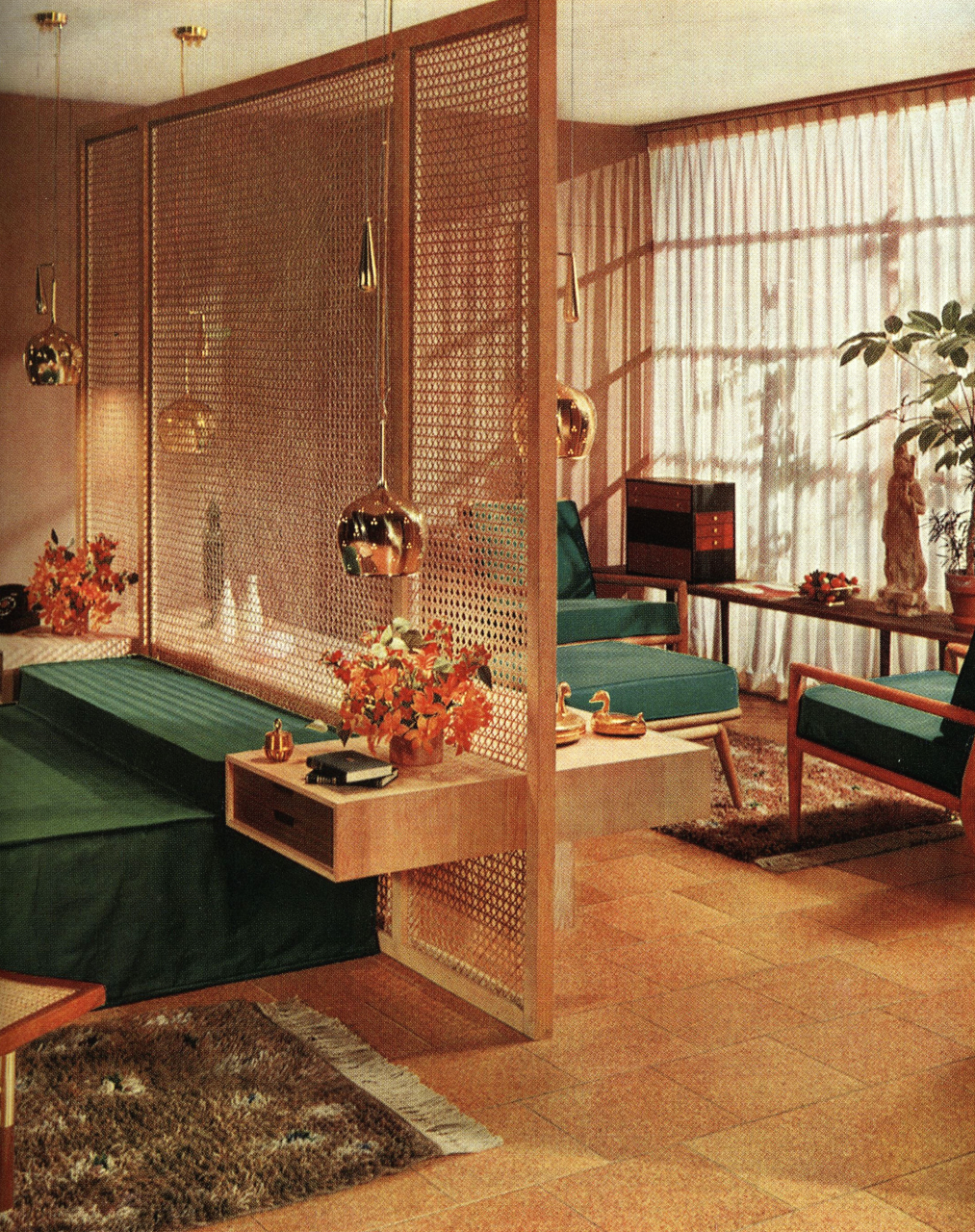 80s master bedroom  The Giki Tiki  Photo  Beautiful Spacesss  Pinterest  Mid century