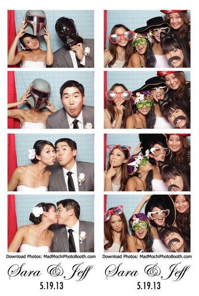 Wedding Photo Booth Strips Http Www Madmochiphotobooth
