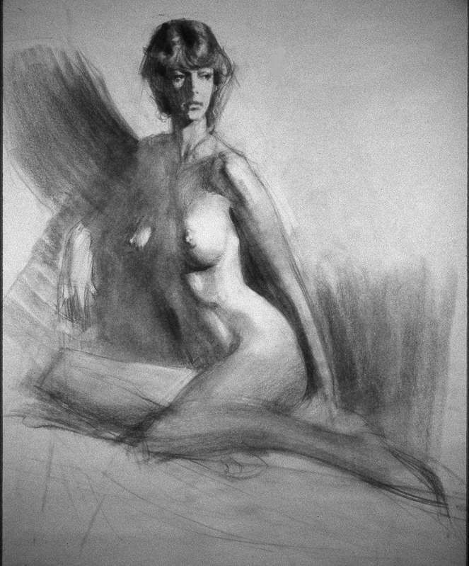 Click to view full size image | art | Pinterest | Anatomía, Dibujo ...