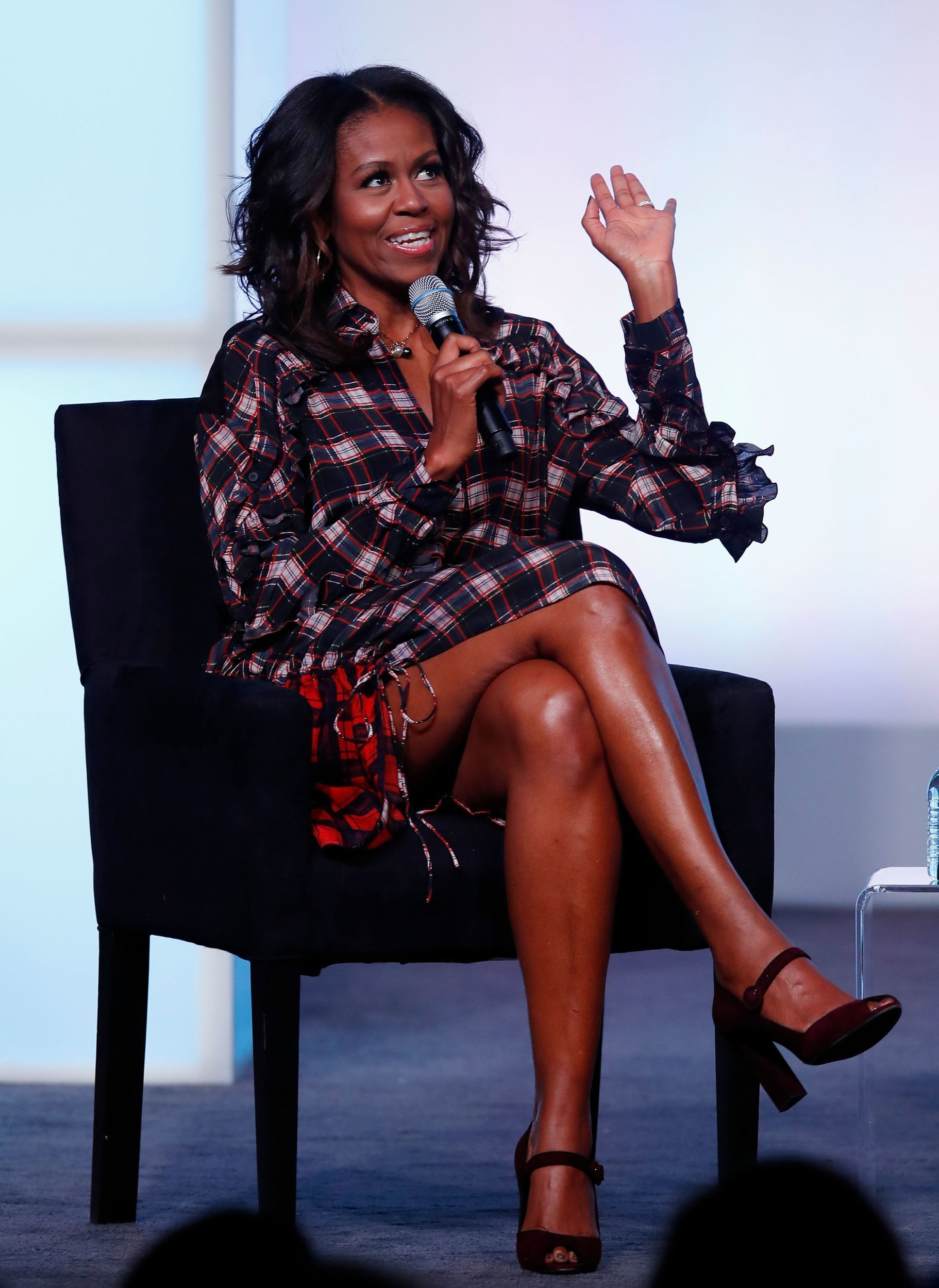 Hot Michelle Obama nude photos 2019