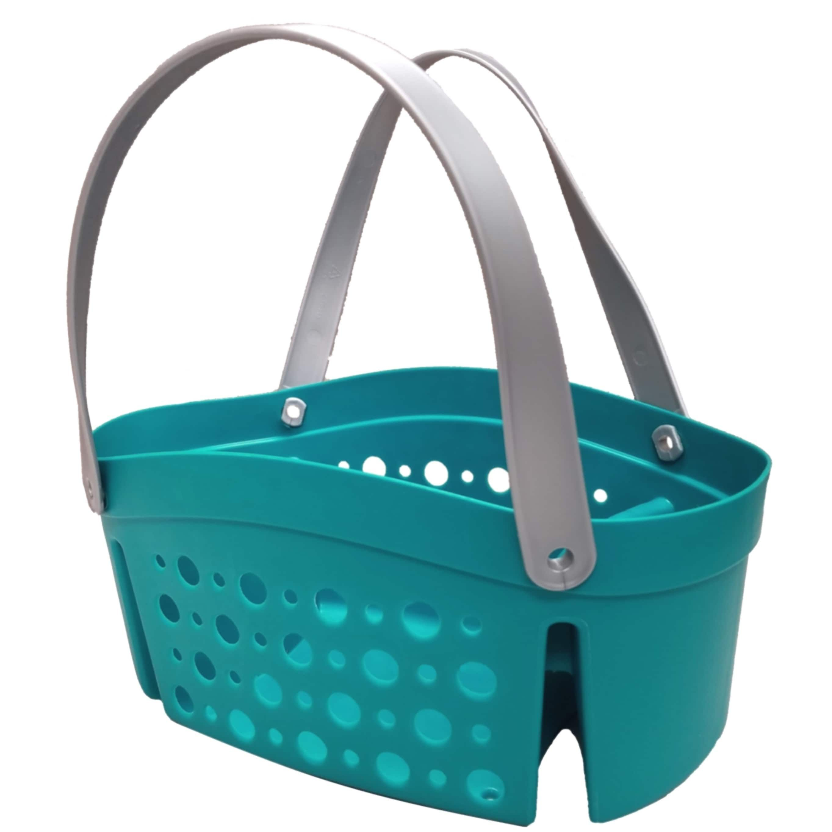Flex Shower Caddy / Tote - Teal (Blue) | Products