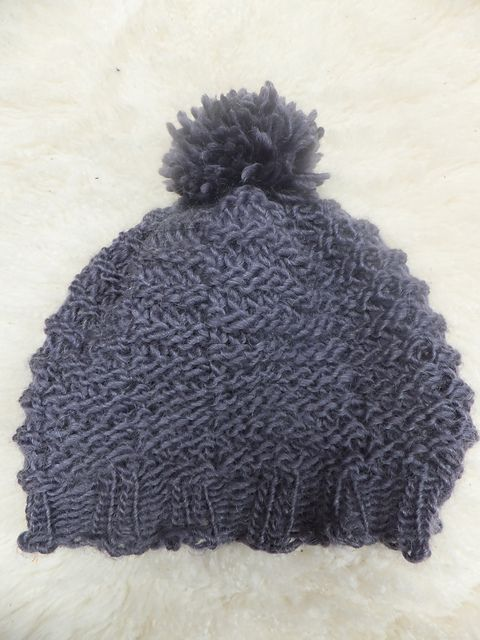 Ravelry: Long Basketweave Loom Knit Hat pattern by Marysia Carroll ...