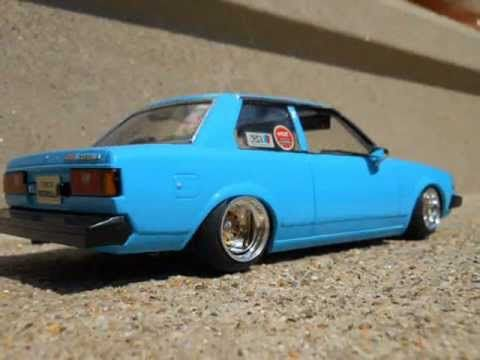 Dels 124th Scalete72 Toyota Corolla 18 Jdm Hobby Shop