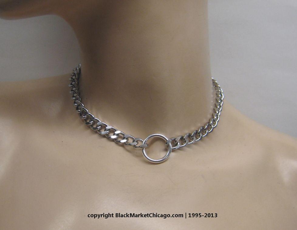 Bdsm everyday collar