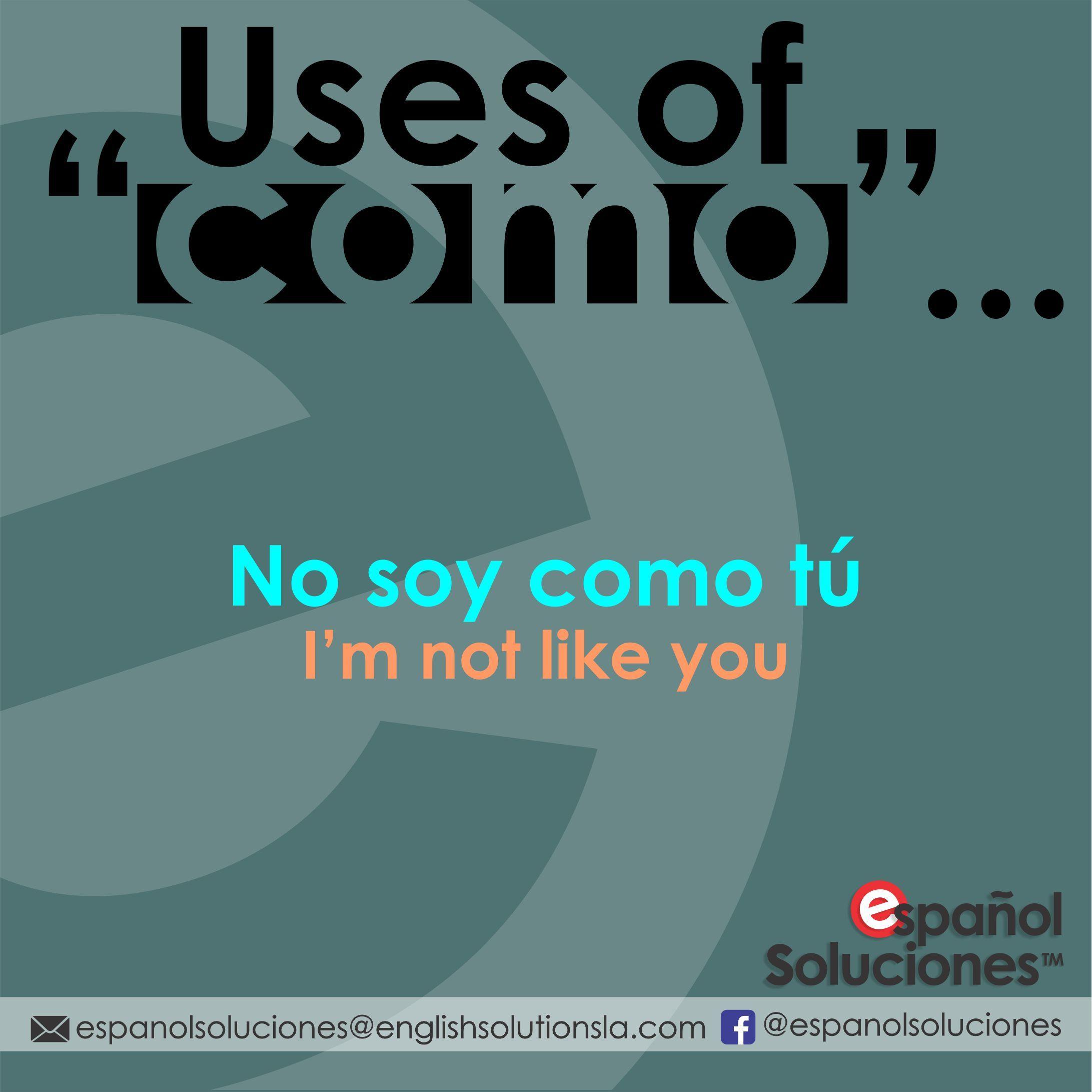 Spanish Sayings ...