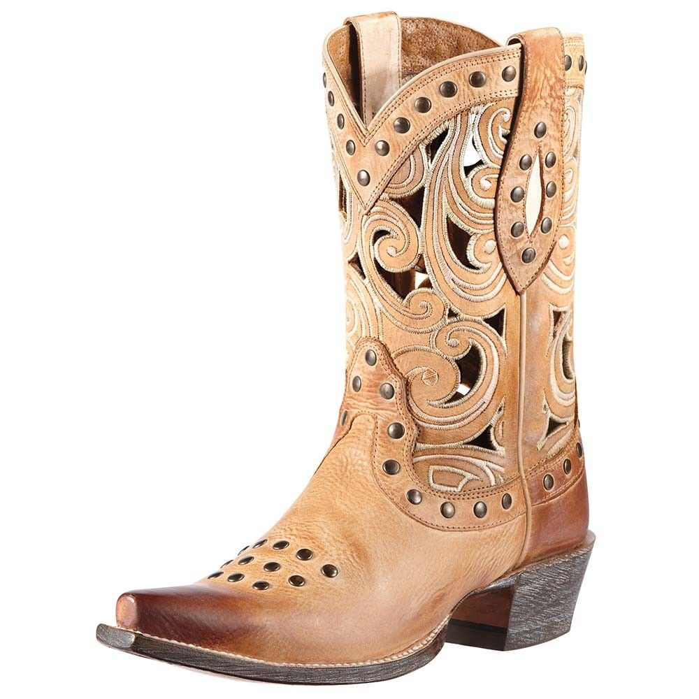 Short Cowboy Boots For Women - Cr Boot