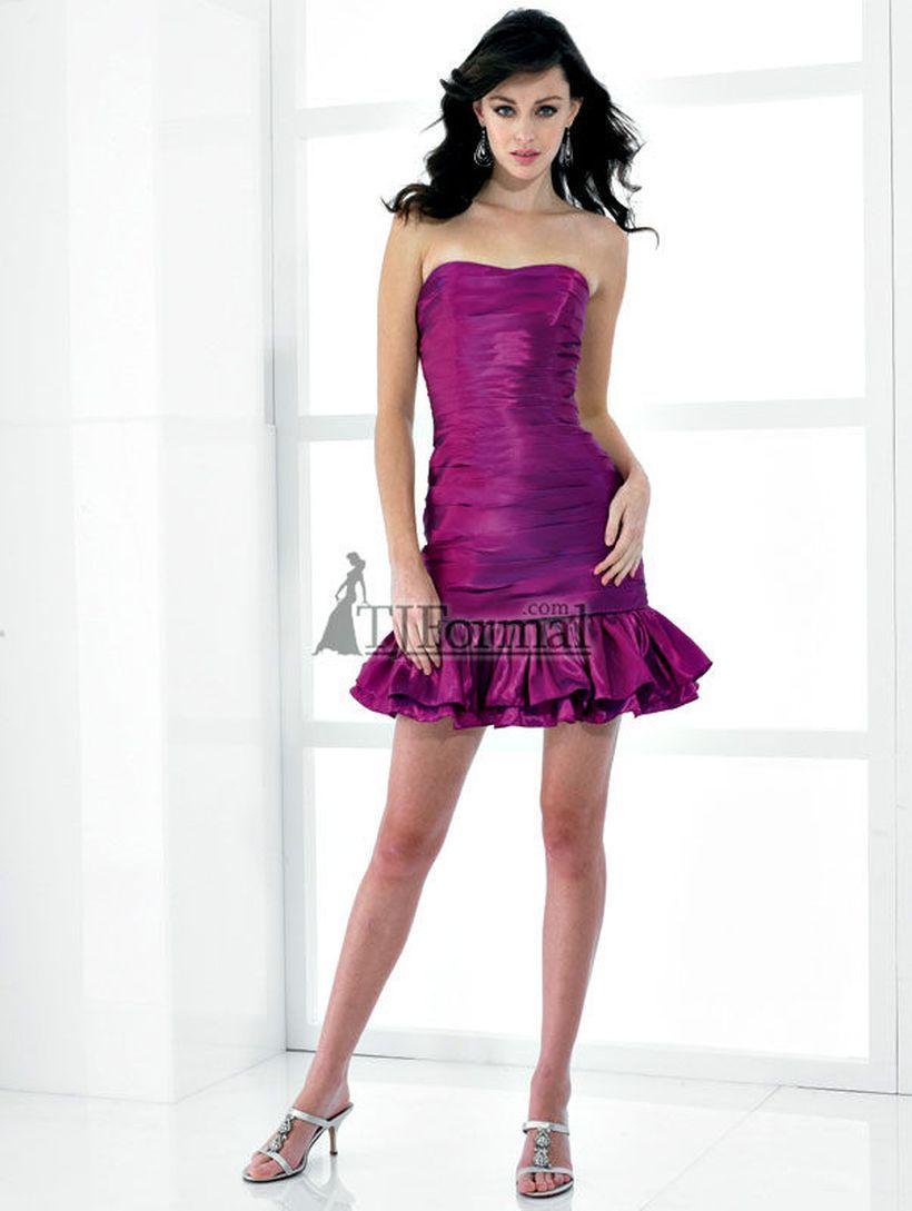 Miedoso Vintage Vestidos De Dama De Londres Ideas Ornamento ...