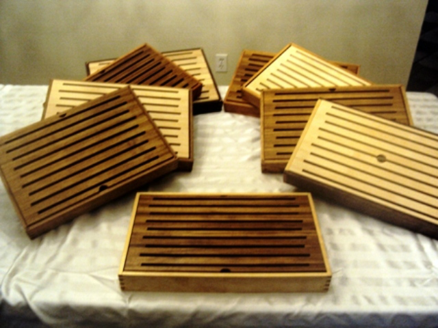 Check this out for great custom woodworking pieces... www.carmencharleswoodworking.com