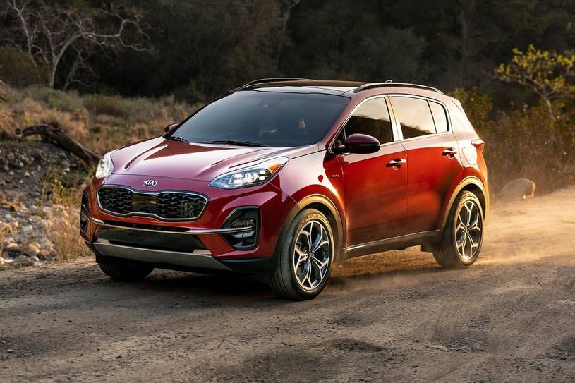 2020 Kia Sportage One of the most selling and popular compact crossovers in the segment, the Kia Sp