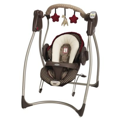 Graco Duo 2 In 1 Swing Bouncer Starburst On Clearance For