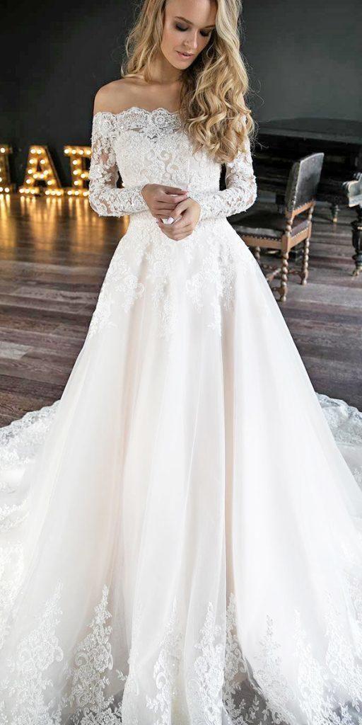 30 besten überbackenen Brautkleider zusammen mit Ärmeln   Begleiten …