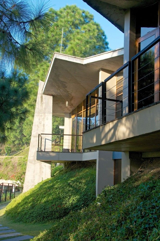 House in the Himalayas Kasauli India by