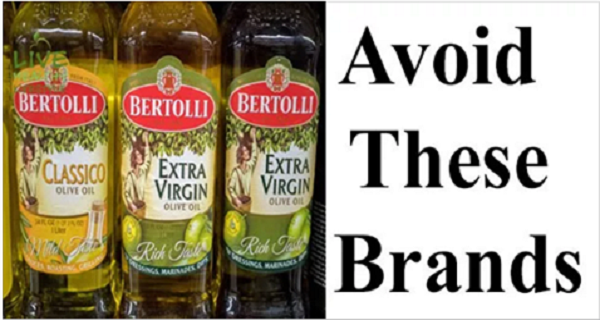 The 14 Fake Olive Oil Companies Are Revealed Now – Avoid These Brands - Health | Food is Medicine #oliveoils