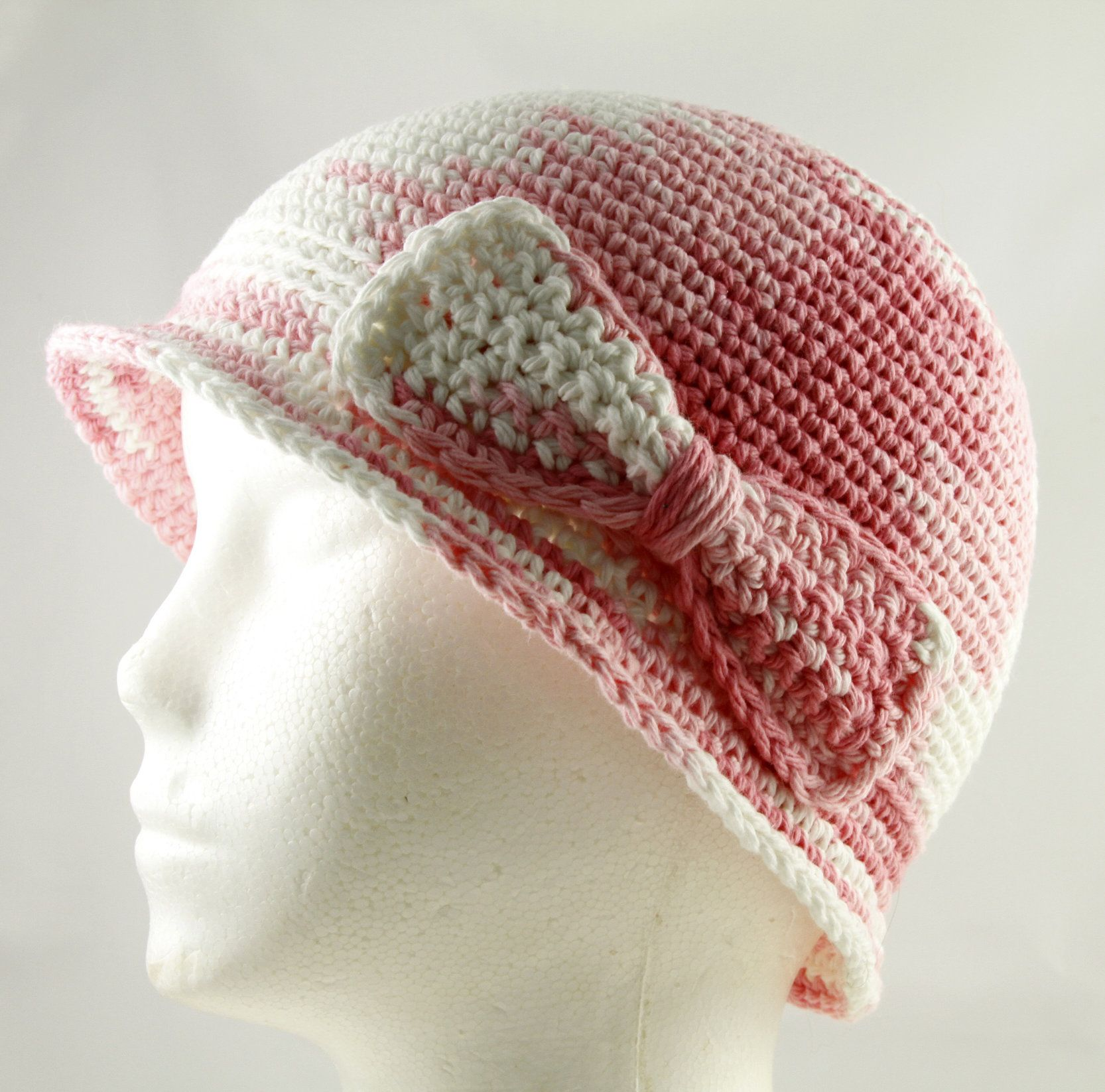 26ad0ba8cf3 ... sale cancer hat for girls in pink ombre chemo hat bucket hat chemo cap  fbb7b 6416d