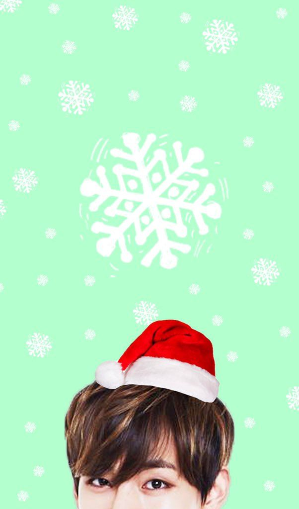 Merry Christmas Everyone Free Bts Christmas Themed Phone