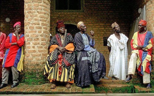 Mama Africa we love you! without culture you have no identity.