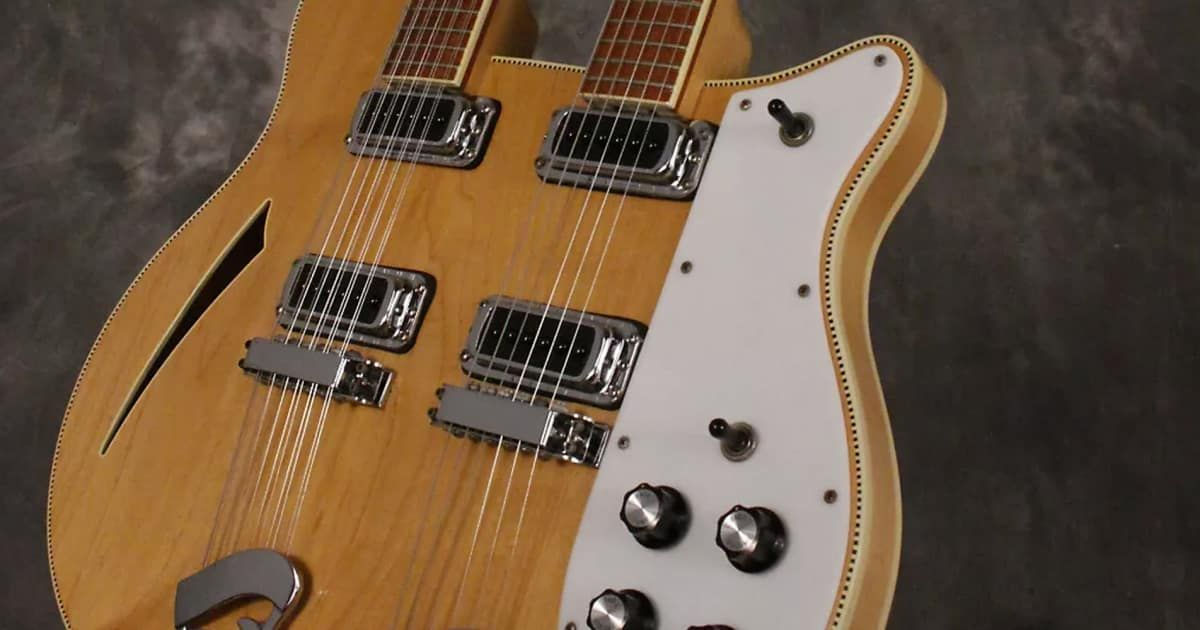 The 10 Rarest Rickenbackers On Reverb Right Now Vintage Oddities Rare Things To Sell