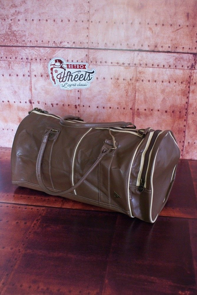 Sac Dunlop  accessoire  retro  sac  bagagerie Bagagerie, Accessoire Homme,  Sac 5fbed053aeb3