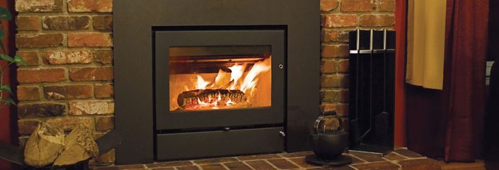 The Morso 5660 Standard Fireplace Insert Offers An Unparalleled