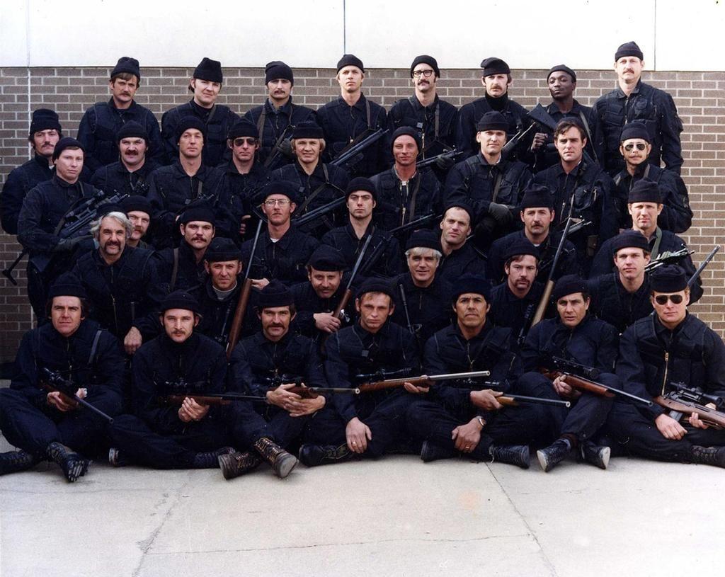 SFODDelta circa 1980s [738x401] Delta force, Us army
