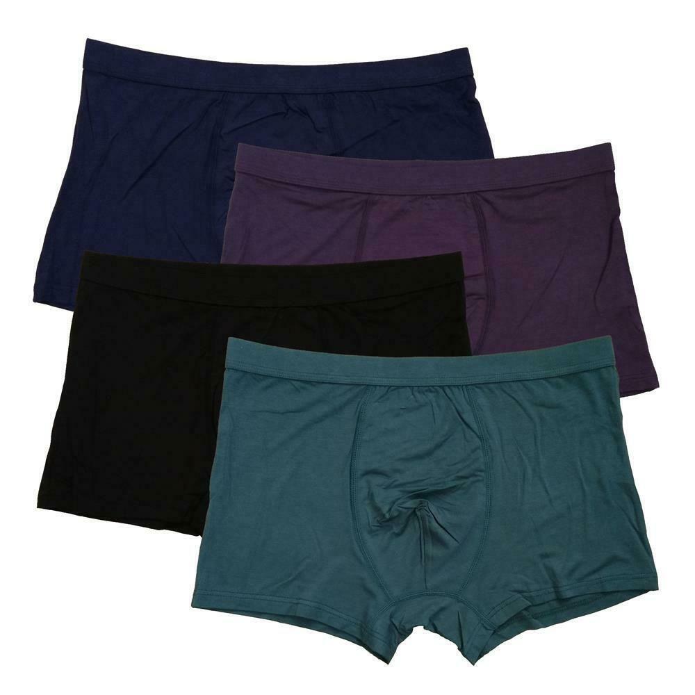 Brown Trunk Underpants Briefs Boxer Shorts Men/'s Soft Comfy Nightware New noo