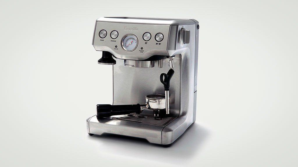 ماكينة بريفيل انفيوزر اسبريسو 840 Breville Infuser سعر ومواصفات Espresso Coffee Machine Espresso Coffee Coffee Machine