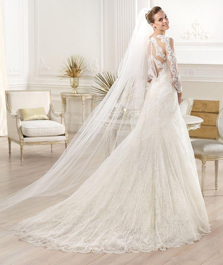 Atelier Pronovias Wedding Dresses 2014 Collection