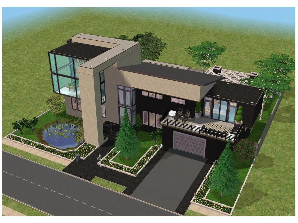 Minecraft modern house plan idea minecraft things for Ideal house plan